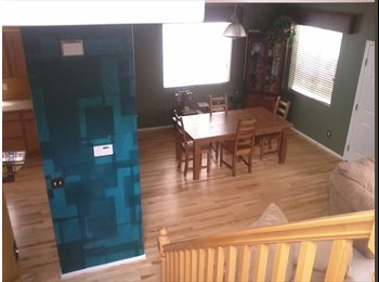 1 room available in 3 bedroom home