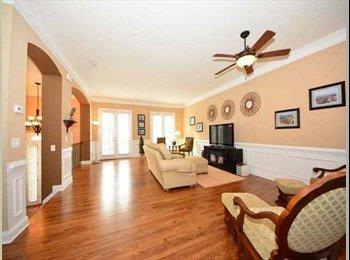 EasyRoommate US - Private Room in Townhouse - Marietta, Atlanta - $850
