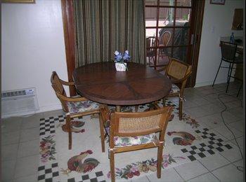 EasyRoommate US - 10x10 room for rent - El Cajon, San Diego - $525