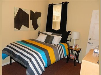 FULLY FURNISHED private room and bath-UV