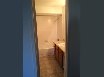 EasyRoommate US - Two bedroom two bathroom apartment  - Amarillo, Amarillo - $890