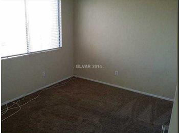 EasyRoommate US - Roommate Wanted - Rancho Alta Mira, Las Vegas - $550