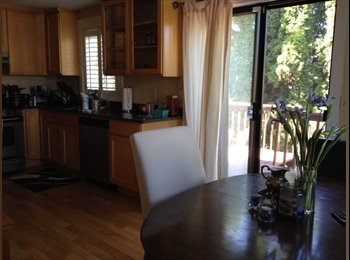 Room for Rent IN Beautiful Mountain View Home