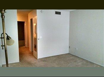 Master Bedroom for Rent - 2bdrm Condo Valencia CA