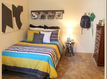 EasyRoommate US - Subleasing 1 room in a 3/3 at the Estates - Gainesville, Gainesville - $508