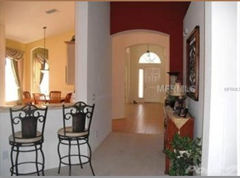 Riverview Fl. Need one roomate,-$650 per month