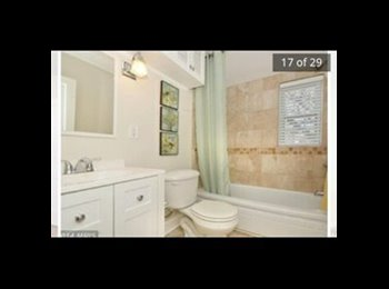 $900 2nd floor SPACIOUS apt kitchen, full bathroom, 3...