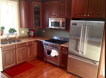 EasyRoommate US - Beautiful 1 bedroom with private bath - Logan Square, Chicago - $1100