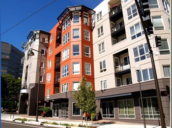 6 month sublease in downtown Portland