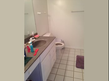 Canal Court Sublease female roommate