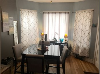 EasyRoommate US - Seeking a roomate for  all included plus parking share with 4 - Logan Square, Chicago - $600