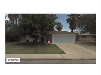EasyRoommate US - $550 / 1200ft2 - Share 3b/2b - 5 min Fresno State - Downtown Fresno, Fresno - $550