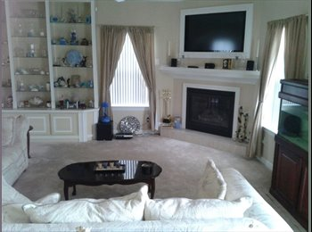 EasyRoommate US - Room for rent in beautiful house, great location! - Kempsville, Virginia Beach - $700