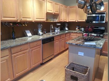 EasyRoommate US - Glendale Heights Roommate wanted 2 share townhome - Naperville, Naperville - $700