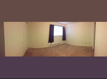 Great room 11'X14'  w/ attached bathroom