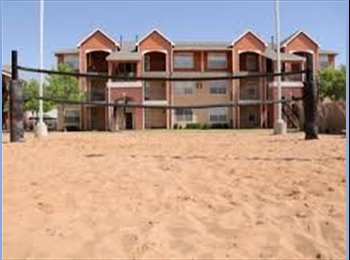 EasyRoommate US - Sublet needed at the Ranch Apartments - Lubbock, Lubbock - $435