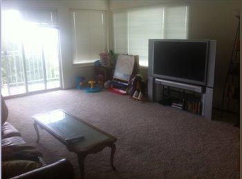 Master bedroom and bathroom available in Ballard