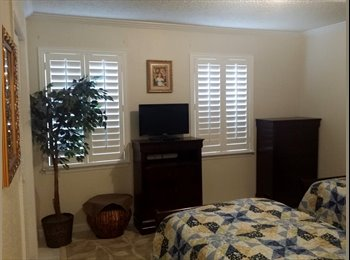 Furnished Room $750 (Utilities & WiFi Included)