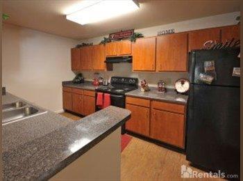 EasyRoommate US - 4bedroom by 4 bathroom space.  - Lubbock, Lubbock - $540