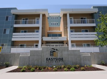 EasyRoommate US - New 2014 Downtown Eastside Apartments - Downtown, Salt Lake City - $1330