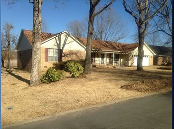 EasyRoommate US - Large Furnished Room with Kitchenette, Util's Paid - White County, Little Rock - $495