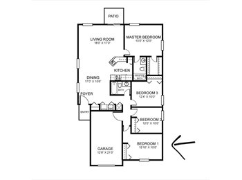 EasyRoommate US - Temporary room available for up to 5 months - Phoenix, Phoenix - $450