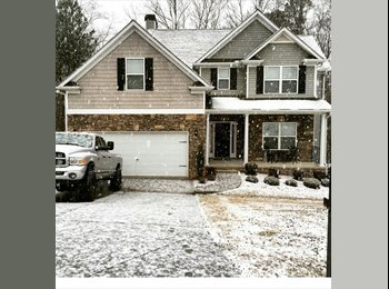 EasyRoommate US - Roommate needed in the KSU, Dallas area - Dallas Area, Atlanta - $500