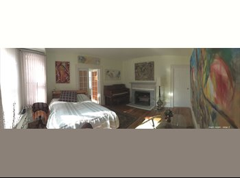 EasyRoommate US - Furnished room for rent + sun room attached (water - Brighton, Boston - $1800