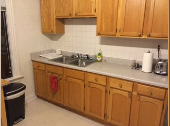 Room for rent! 1 bd in 2 bd Lakeview apt for $800