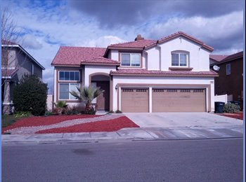 EasyRoommate US - 2 Rooms Available Today! - San Jacinto, Southeast California - $450