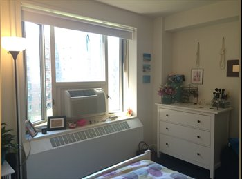 1 Large Bedroom in Beautiful 2 Bedroom Apt