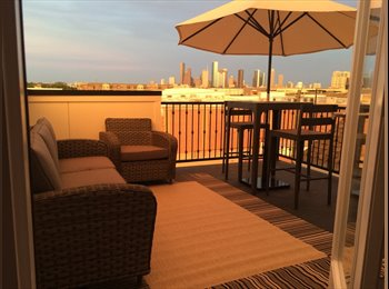 EasyRoommate US - BRAND NEW 4-Story Townhome - Rooftop Patio - Washington Ave-Memorial Park, Houston - $1300
