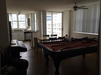 EasyRoommate US - Furnished Room in Ft. Lauderdale Downtown - Ft Lauderdale, Ft Lauderdale Area - $800