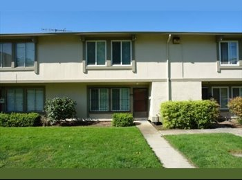 EasyRoommate US - Spacious master bedroom w/two closets and large - San Jose, San Jose Area - $700