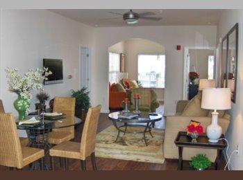 EasyRoommate US - University Village Apartment- SUBLEASE ASAP! - Charlotte Area, Charlotte Area - $525