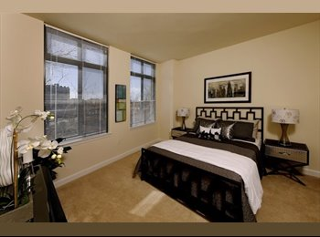 EasyRoommate US - Luxury Apt * Own Bath * Huge Walk in closet - Alexandria, Alexandria - $1100