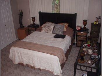 Large Bedroom Available (Furnished or Unfurnished)