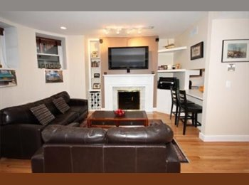 Convenient room in a furnished apartment