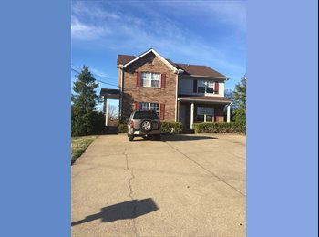 EasyRoommate US - Room for rent $300 - Clarksville, Clarksville - $400