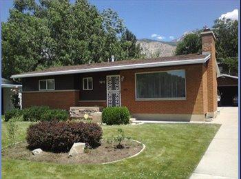 EasyRoommate US - Great house for Great Men close to Weber State - Ogden, Ogden - $300