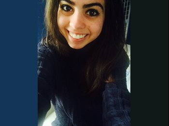 EasyRoommate US - Yasmeen - 20 - Central Jersey