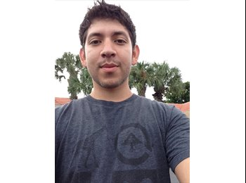 EasyRoommate US - Tiago - 26 - Other-Florida
