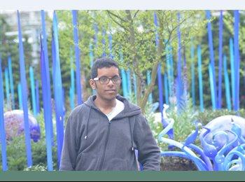 EasyRoommate US - Ibrahim - 23 - Portland Area