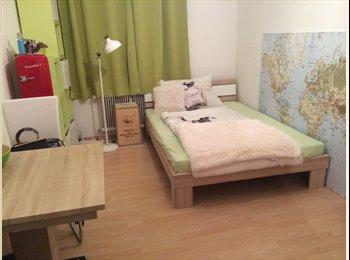 EasyWG AT - Helles Zimmer in 3er WG - Salzburg, Salzburg - €292