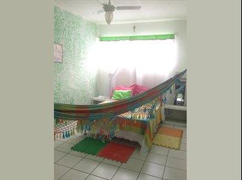 EasyQuarto BR - Apartamento, 2q, na Abdias, Madalena - Recife, Recife - R$1600