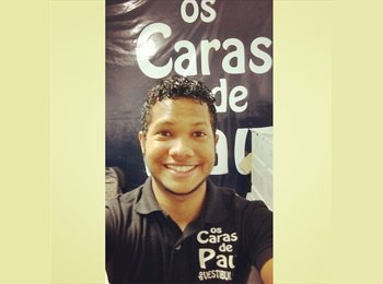 EasyQuarto BR - Jadson  - 22 - Recife