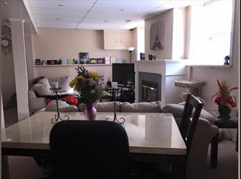 EasyRoommate CA - Female seeking roommate as of MAY 1ST - Kitchener, South West Ontario - $415