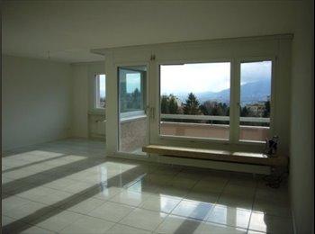 Wohnung in Höngg mit Blick auf die Alpen