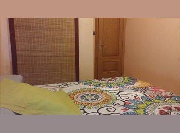 Alquilo dos habitaciones en Burlada