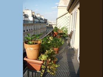 Appartager FR - Cherchons THE coloc ! - 8ème Arrondissement, Paris - Ile De France - €850